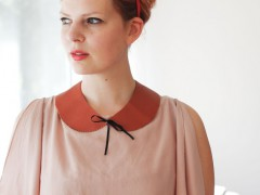 DIY | Peter Pan Collar