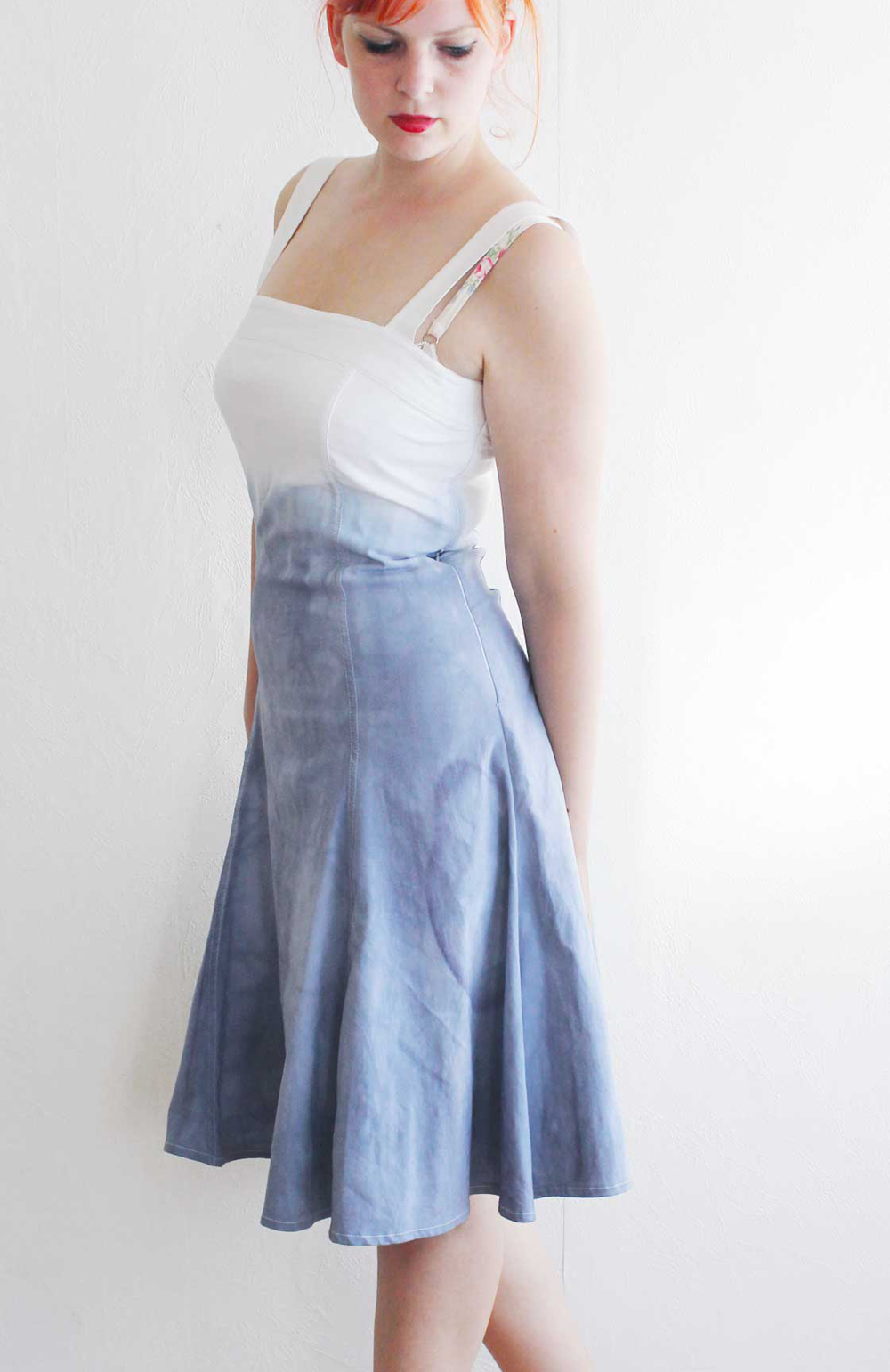 DIY | Dip Dye Dress