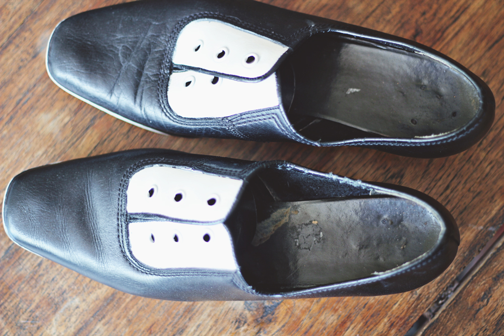 Upcycling Vintage Shoes DIY