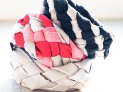DIY | Shirts into Braided Bracelet