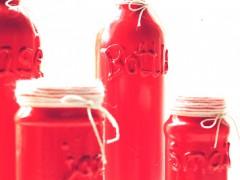 DIY | Upcycling Bottles