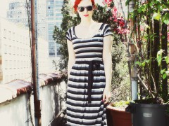 SUITCASE OUTFITS | Maxi Dress