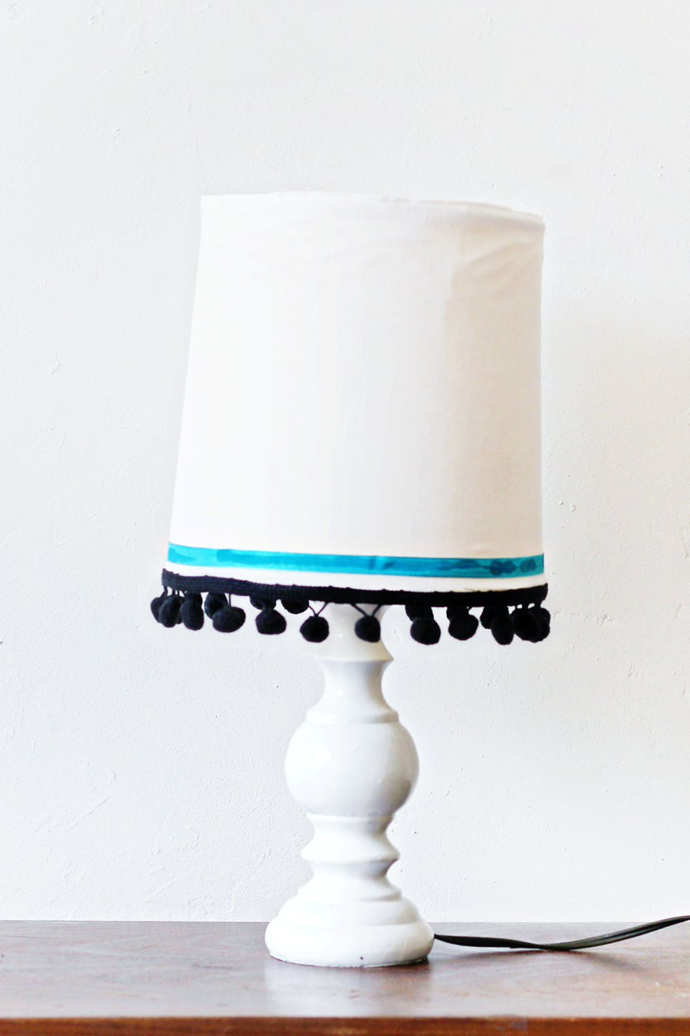 DIY | lamp Upcycle