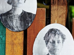 DIY | Canvas Portrait Transfer