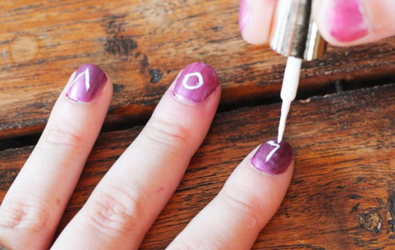 NAIL DIY | With Love Writing