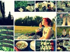 Picnicking days