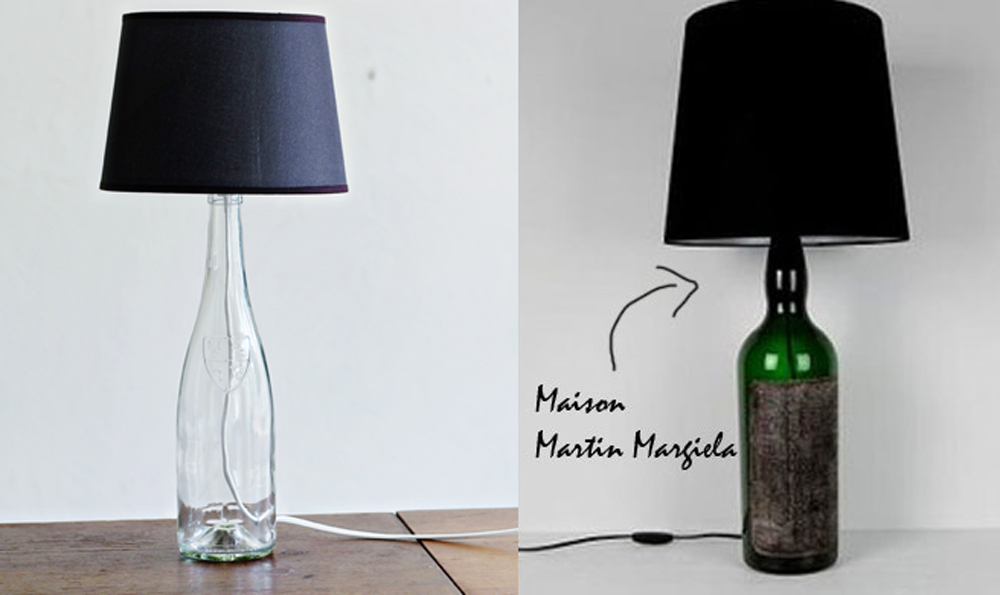 Diy bottle lamp for How to make wine bottle lights