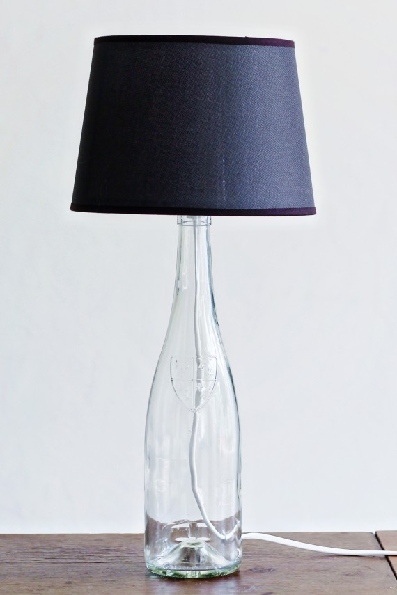 DIY | Bottle Lamp