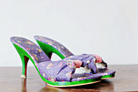 UPCYCLING DIY   Dress Shoe Restyle
