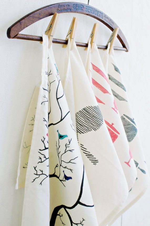 DIY | Tea Towel