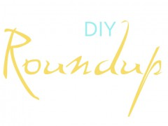 DIY Love: Roundup