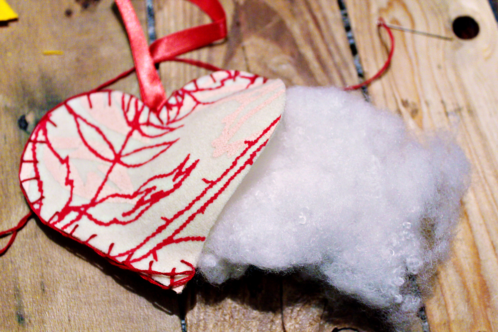 DIY | Felt Ornaments