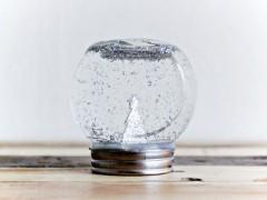 DIY | Snow Globe