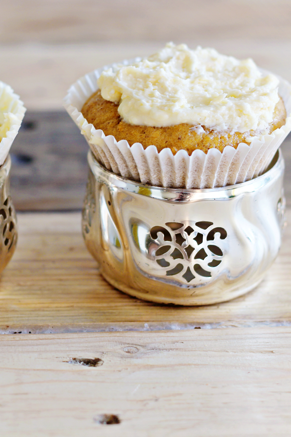 RECIPE | Pumpkin Cupcakes
