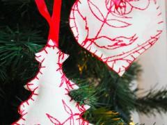 DIY | Felt Christmas Ornaments
