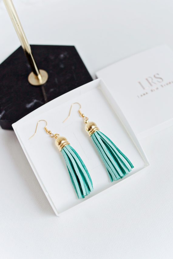 DIY | Tassel Earring