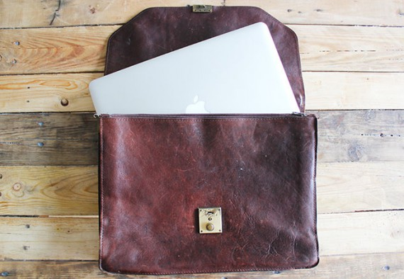 Thrifty Laptop Briefcase
