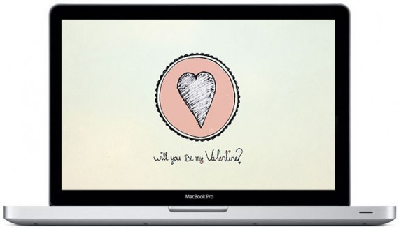 TECH DIY |Valentine's Day Wallpaper