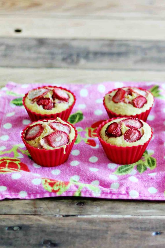 RECIPE | Strawberry Shortcake Muffins
