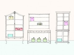 Organizing Desktop DIY