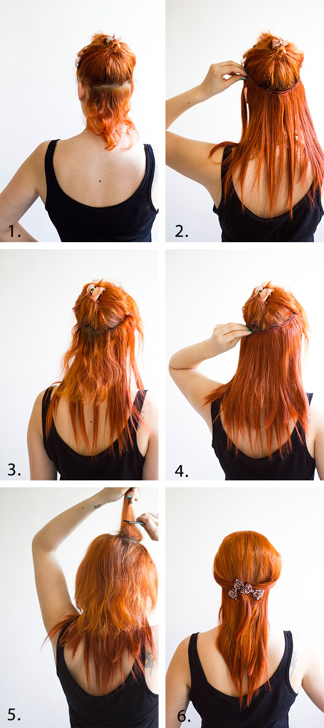 Hair Diy Clip In Extensions