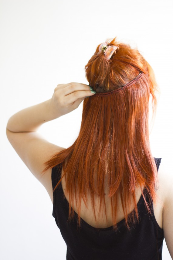 HAIR DIY | Clip In Extensions