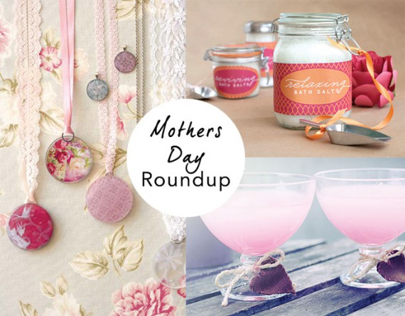 Mothers Day Crafts Roundup