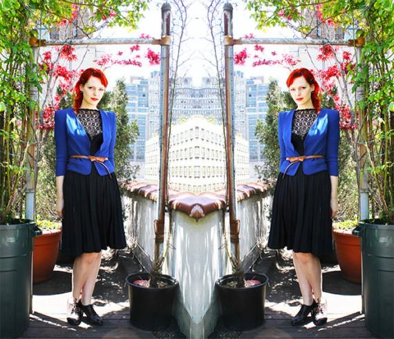 SUITCASE OUTFITS | Vintage Lace Dress