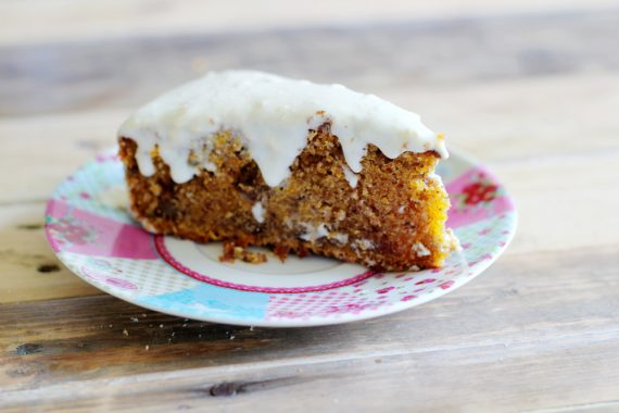 RECIPE | Carrot Cake