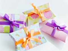 DIY | Pillow Gift Box
