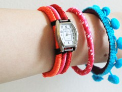 DIY | Bangle Watch