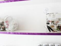 DIY   Quick Shelf Restyle