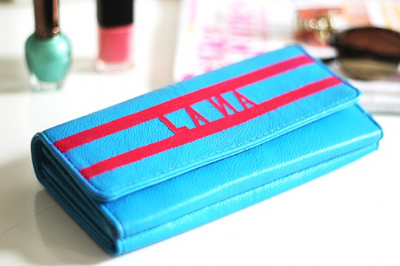 DIY | Wallet Restyle