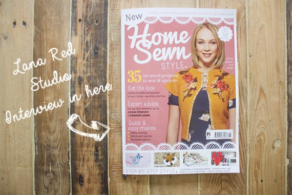 FEATURE | Home Sewn