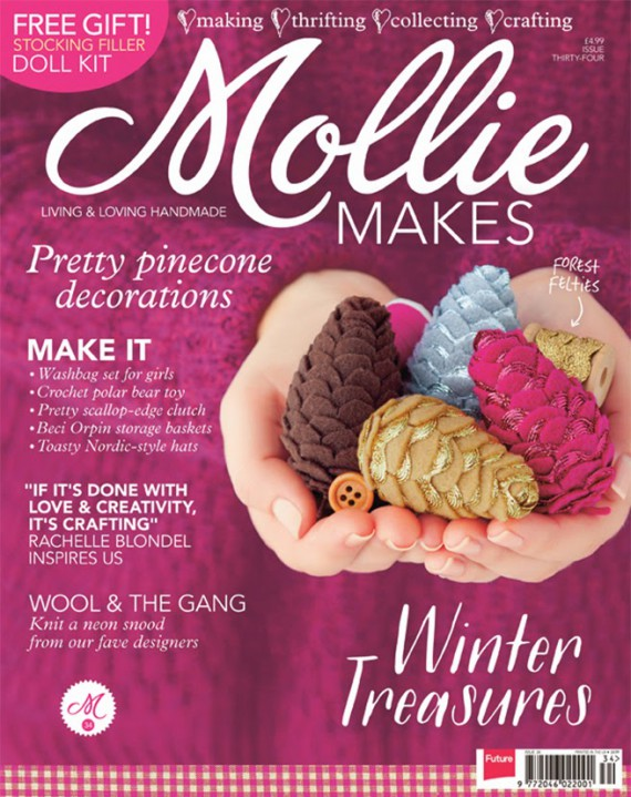 FEATURE | Mollie Makes