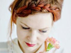 HAIR DIY | Braided Bangs