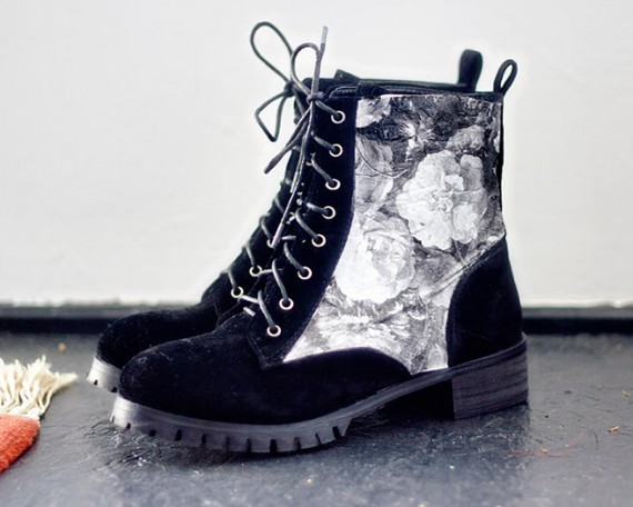 DIY   Shoe Transfer
