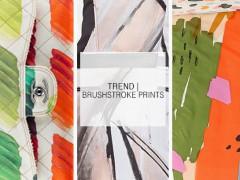 TREND | Brushstroke Prints