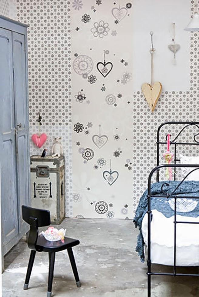 diy wallpaper ideas for - photo #19