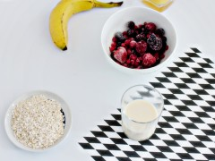 RECIPE | Breakfast Smoothie