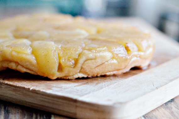 RECIPE | Apple Tarte Tatin