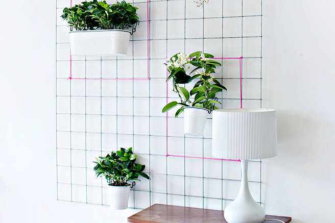 Lana's Favorites - Wall Planter