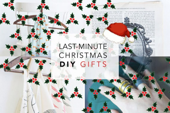 DIY   Last-Minute Personalized Christmas Gifts (under 60 minutes!)