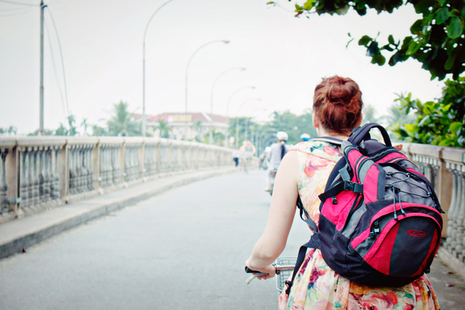 backpacking and travel in vietnam