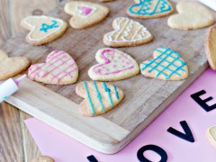 RECIPE | Personalised Sweet Valentine Cookies