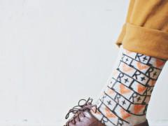 DIY | Personalised Socks