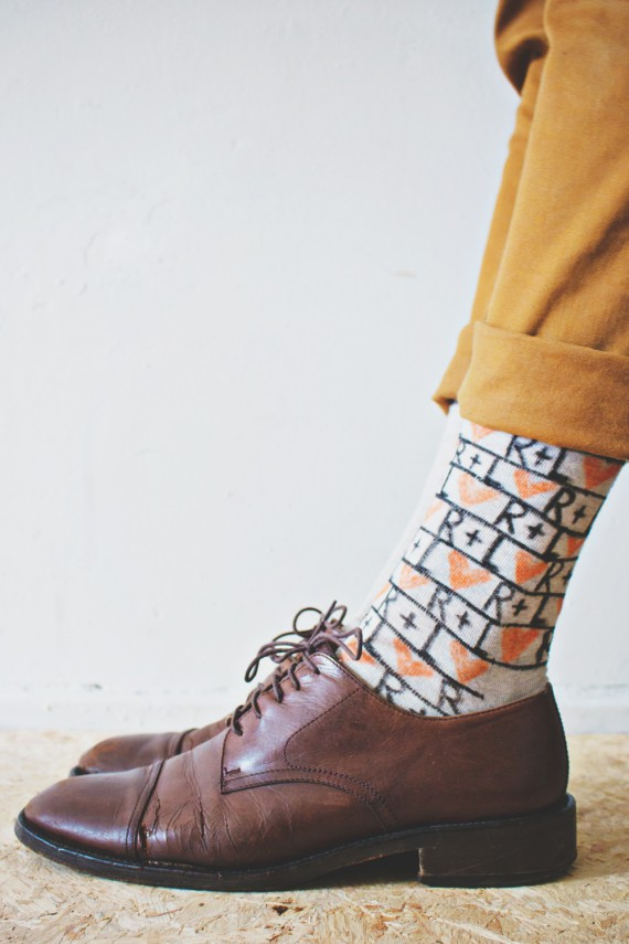 DIY | Personalised Socks