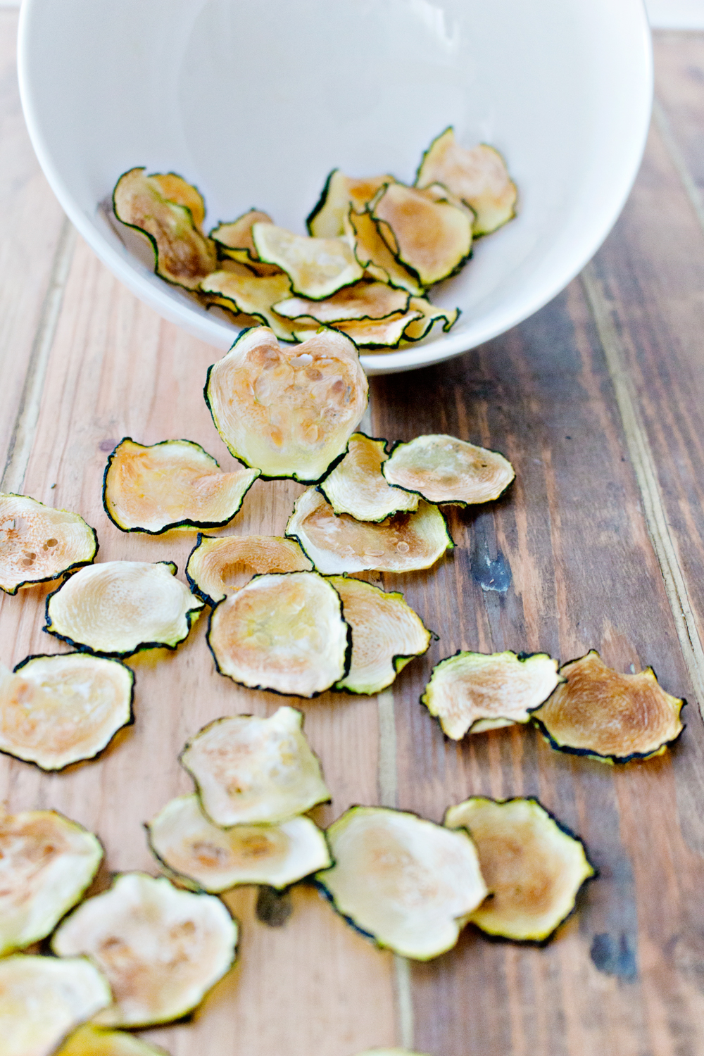 RECIPE | Courgette Chips