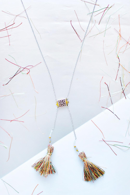 DIY | Tassel Necklace