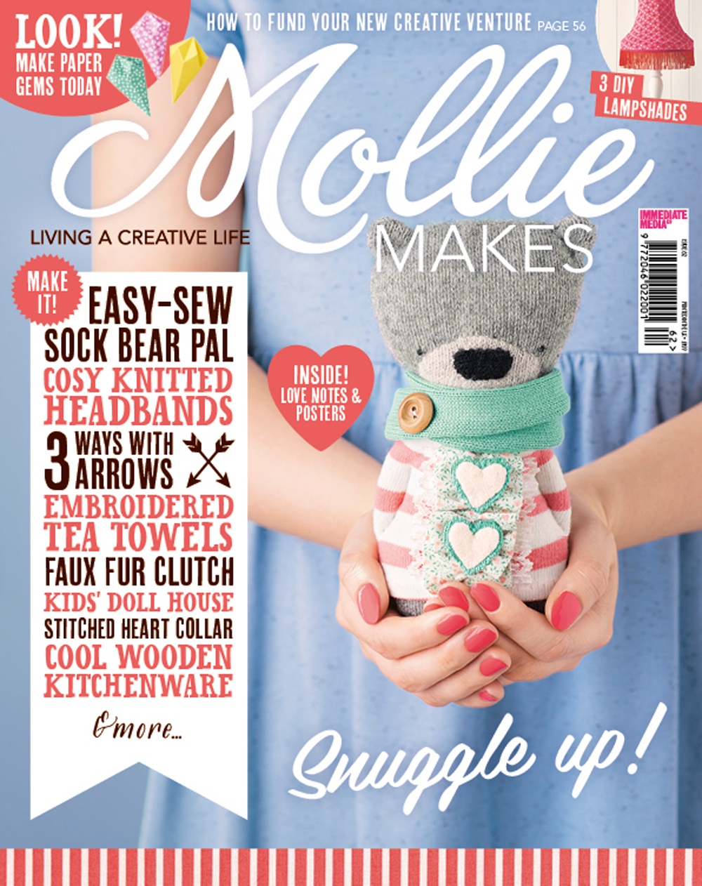 Mollie Makes Feature
